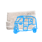 tuktuk icon